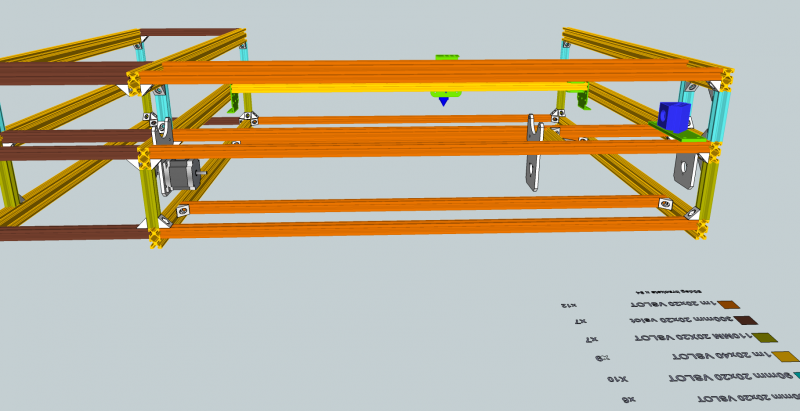14.  Install the NEMA23 at the rear.png