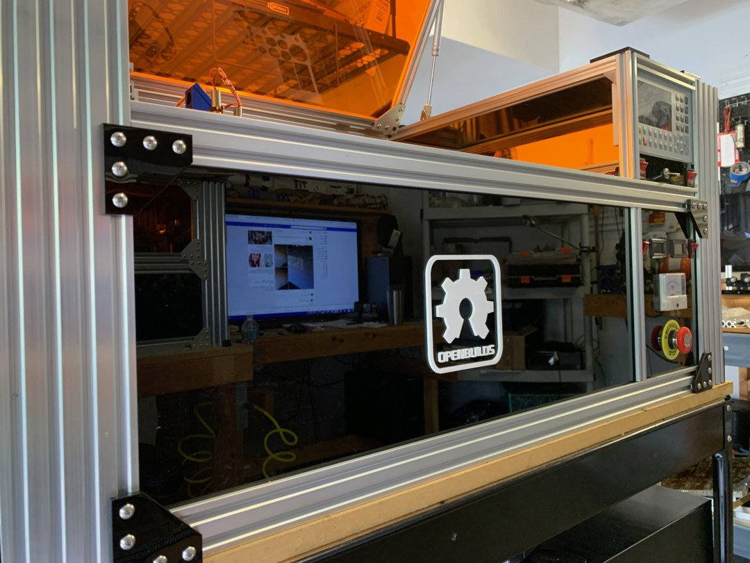Openbuilds Table Top 50w Co2 Laser Cutter Engraver
