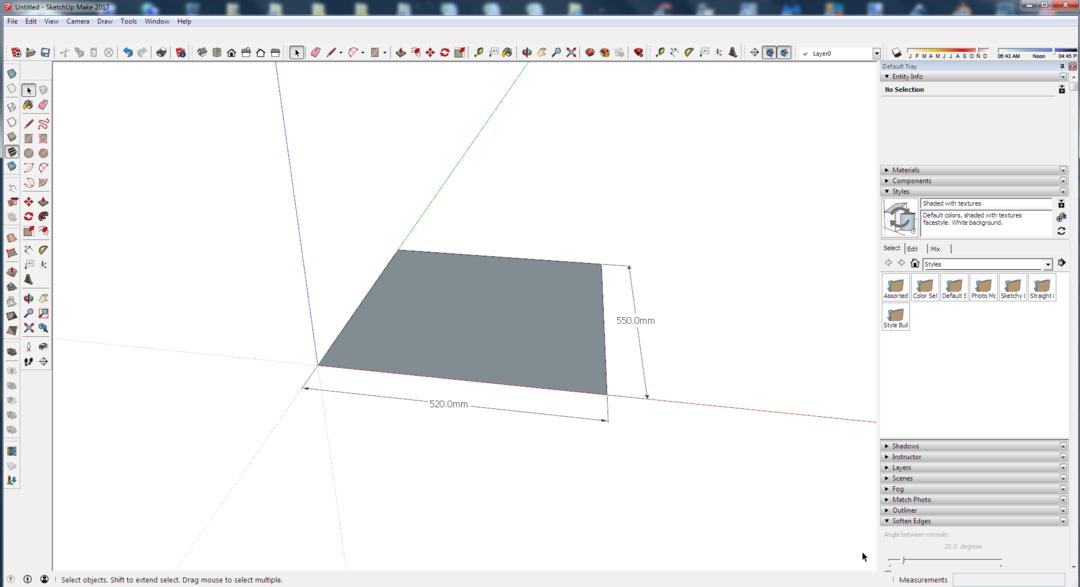 SketchUp Make setup.png