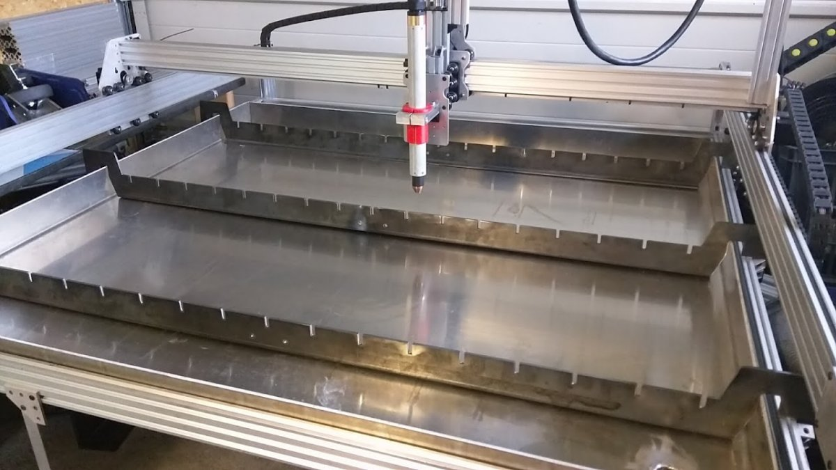 Plasma Cutting Table Openbuilds