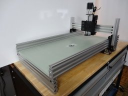 ROUTY  CNC Router (V-Slot Belt & Pinion)