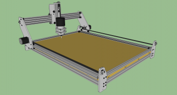 Cheetah 1.1 CNC Router
