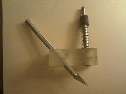Flexible Axis Revolving Tool-holder