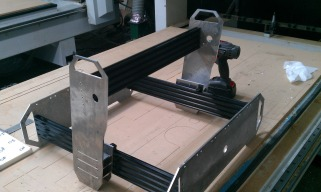 CNC FOR EVERYONE  TITAN CNC ROUTER