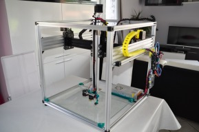 Maximus 3D Printer
