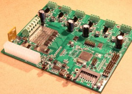 Controll Board for CNC Projects