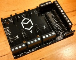 M Cubed 3 Axis Bluetooth CNC Controller
