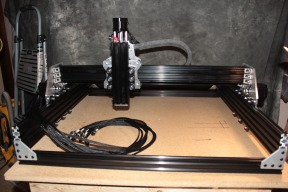 OX Cable Management, Electronics Case, E-Stops