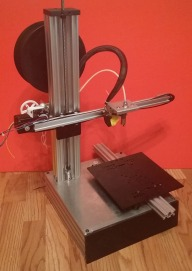 STEAM crane printer