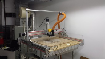 FRANKINATOR -- My CNC Router Built Around The C-Beam Rail