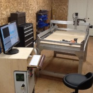 Cousin CNC OX Router