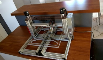 Maximus Evolution (Still another XL 3D Printer )