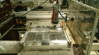 C beam cnc modified