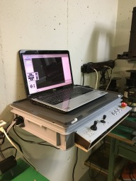 Controlbox for a CNC Router