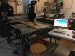 Warnke CNC Router