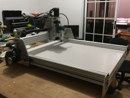 HD c Beam CNC Router