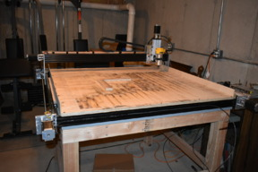 Solid basics CNC router