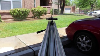 DIY Flywheel Camera Slider