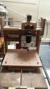 My Home made CNC
