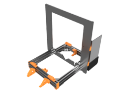 Prusa i3 Bear Half Upgrade v1.0
