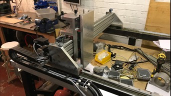 Joe Harris's all metal CNC Router build