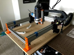 Modular DIY CNC Machine