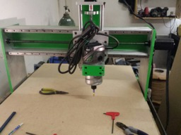 Gantry CNC - Decisions made only to change over and over.