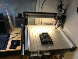CNC-machine 650by700