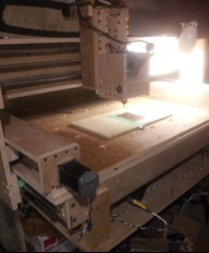 3-Axis Plywood CNC