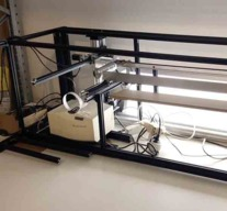My DIY panoramic rolling (&banding) Machine.