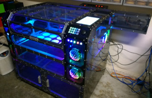 Custom build 80w Co2 Laser Cutter