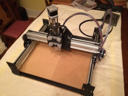 Shapeoko 2 - my first CNC