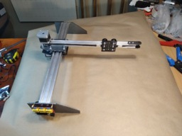 Simple Cnc System (arduino Grbl)