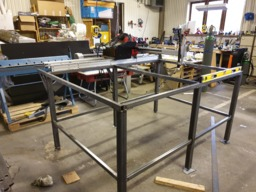 Cnc mill, Plasma cutting and weld  table