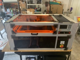 Openbuilds Table Top 50w Co2 Laser Cutter/Engraver