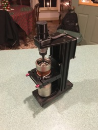 MakerSL MSL-65 Manual Coffee Grinder Stand