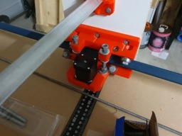 3D printed CNC Machine