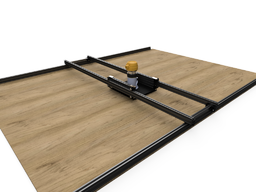 DIY Slab Flattening Mill