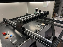 The BlackBee CNC